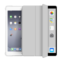 TriFold Soft TPU Anto Sleep Tablet Hülle für iPad 10.2 2019 2020