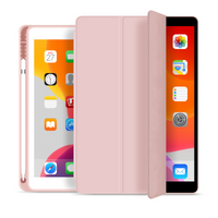 Tablet-Hülle mit Apple Pencil Holder Softcover für iPad 10.2 2019 2020